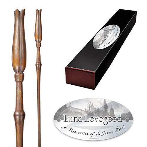 The Noble Collection Luna Lovegoods Zauberstab