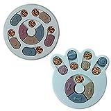 IWILCS 2 puzzles de juguete para perros, juguetes educativos, juguetes...