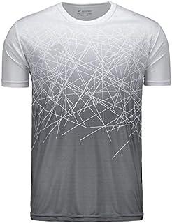 6709abd070ff4 Camiseta Lotto New Gravity Branca e Cinza