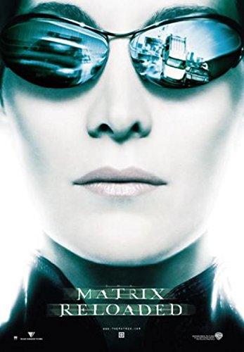 1art1 Matrix - Reloaded, Trinity, Sunglasses Póster (98 x 68cm)
