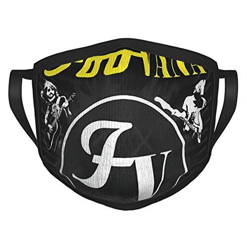 F-Oo Fig-Hte-Rs Bandana für Männer Frauen Hals Gamasche Schal Staub Wind Sturmhaube Kopfbedeckung