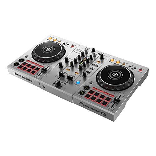 "Pioneer DJ パイオニア DDJ-400-S ""シルバー"" 国内池部楽器店限定モデル"