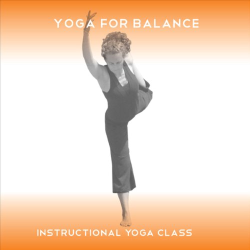 Yoga for Balance cover art