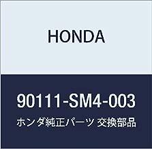 Honda 90111-SM4-003 Bolt Bumper Genuine Original Equipment Manufacturer (OEM) Part