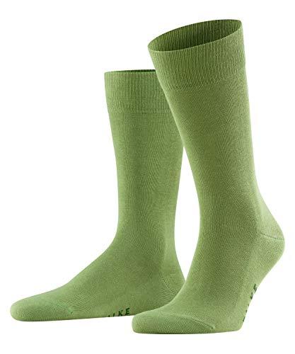 FALKE Herren Socken, Family M SO- 14645, Grün (Shamrock 7132), 43-46