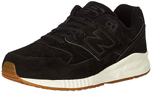 New Balance 530 Men's Running, Size 9.5, Color Black/White