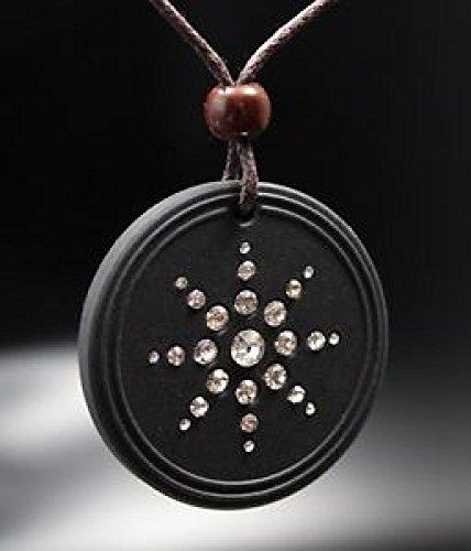 Matrix Strasssteinen Stern Quanten, Nano Amulett Anhänger