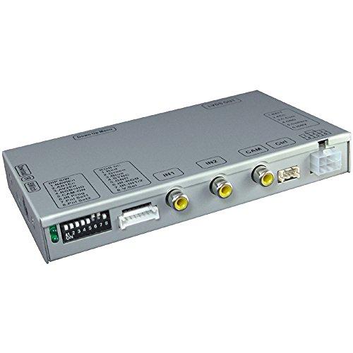 Video-Interface: Rückfahrkamera, Video-In und TV-Freischaltung für Mercedes NTG3 / NTG4 (ohne Ton)