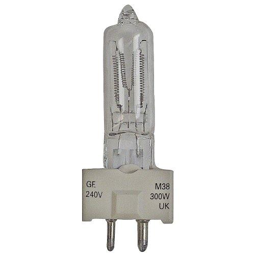 Osram 64662 M38 230V GY9,5 12X1 - Bombilla (300 W)