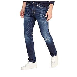 Men's Slim Fit Jeans (Medium Wash)