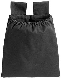 Ump Attire - Ultimate Umpire Ball Bags - for Baseball OR Softball - Black - Navy - Gray - Made in USA