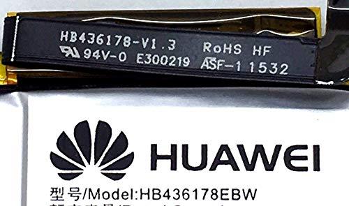 Original Huawei Li-Ion Polymer Festeinbau Akku mit 2700 mAh für Huawei Mate S - HB436178EBW - 3