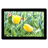 Tableta de 10 pulgadas, 2G RAM + 32G ROM 5MP + 2MP Android9.0 Tableta para computadora con almohadilla para llamadas telefónicas de ocho núcleos con batería de 5000mAh, soporte WiFi, Bluetooth, FM(EU)
