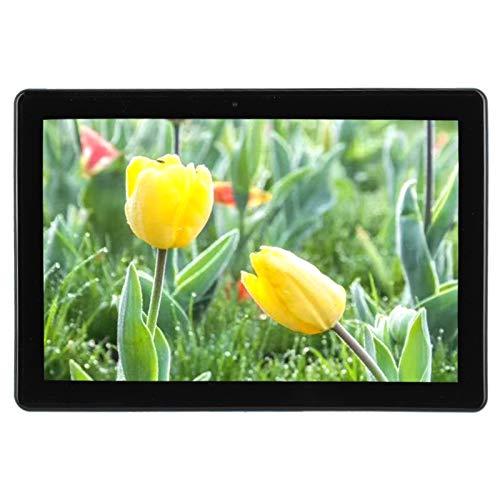 Gaeirt Tableta para teléfono de 10 Pulgadas, Tableta Full IPS HD de 1080p, Tarjetas SIM Dobles de Llamada 3g / 4g, Modo de Espera prolongado, Chip CPU & de 8 núcleos con Alta especificación(Azul)(EU)