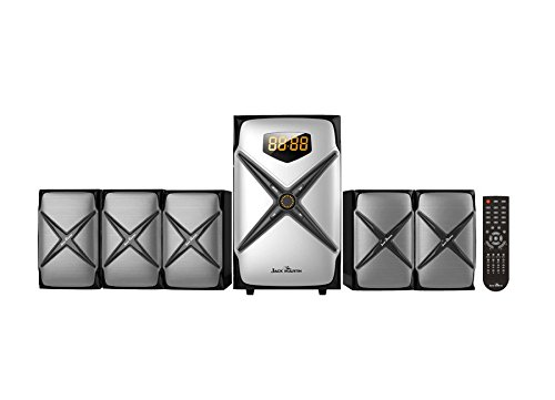 Jack Martin JM 1500 5.1 Bluetooth/SD Card/Pendrive Multimedia Home Theatre System with Built in FM Radio