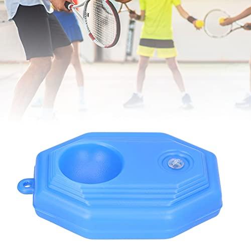 Tennistrainer, tennisbalbasis Draagbare tennisspeler voor opritten Garages Kelders voor tennis-/basketbalvelden