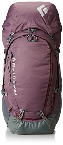 Black Diamond Onyx 55 Backpack, Purple Sage, Small
