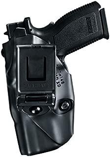 Safariland 6379 ALS Clip-On Holster, Beretta Storm PX4, Plain Black, Right Hand,
