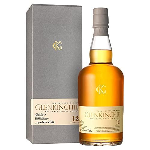 5. Whisky Escocés Glenkinchie Single Malt 12 años - 700 ml
