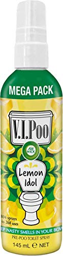 Air Wick VIPoo Pre Poo Spray 2 unidades de 55 ml