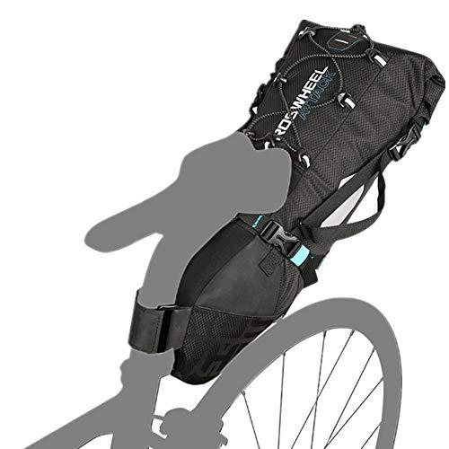 Bolsa Sillin Bicicleta MontañA Bolsa para Sillin Bicicleta Topeak Bolso Accesorios de Bicicleta Bicicleta de Montaña de Accesorios