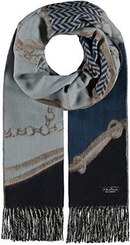 Preisvergleich Produktbild FRAAS Cashmink®-Schal - Made in Germany für Damen Blau