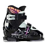 K2 Luvbug-2 Botas de esquí, Niñas, Negro-Menta, Mondo: 20.5 (EU: 33 / UK: 13.5 / US: 1)