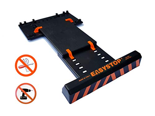 EASYSTOP - Radstopper - Die Einparkhilfe - Verstellbar - Platzsparend
