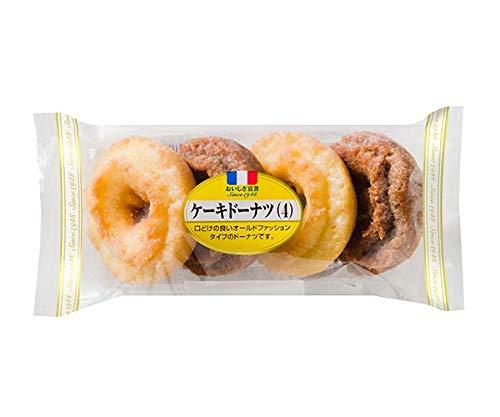 ヤマザキ ケーキドーナツ 4個入り ×10個セット 山崎製パン横浜工場