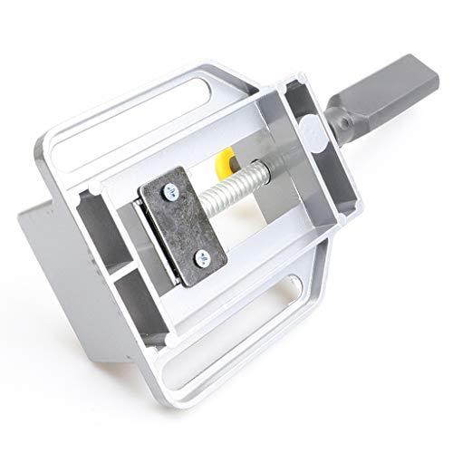 ECSWP HQQGGJ Alicates de aleación de Aluminio 1 unids alicates de Punta Plana rápida, Mini Vise, alicates Planos Simples Que procesan la Herramienta de Accesorios de la Parte