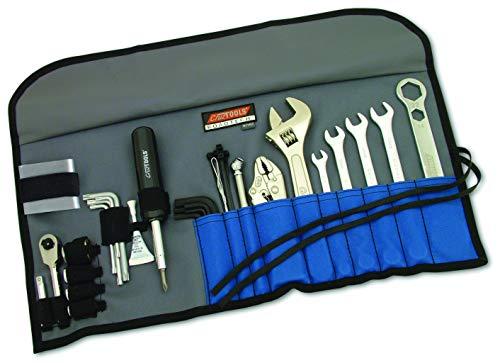 CruzTOOLS RTTR2 RoadTech TR2 Tool Kit for Triumph Motorcycles , black