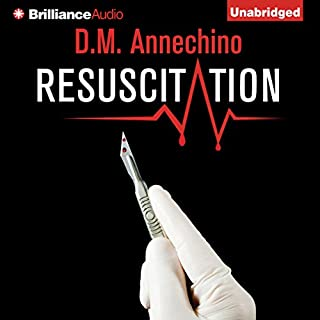 Resuscitation audiobook cover art