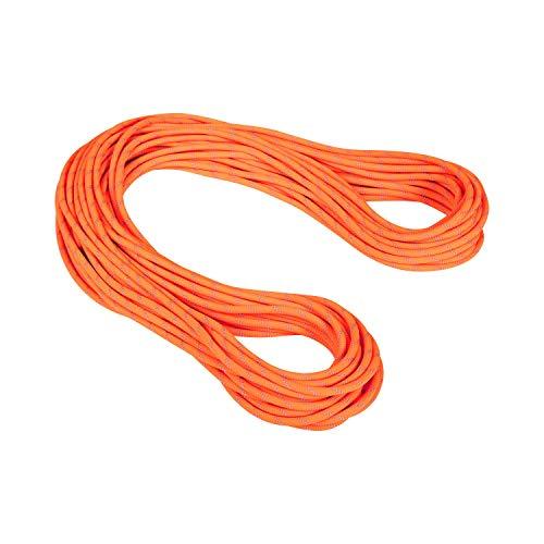 Mammut 9.5 Alpine Dry Kletterseil, Safety-orange, 60m