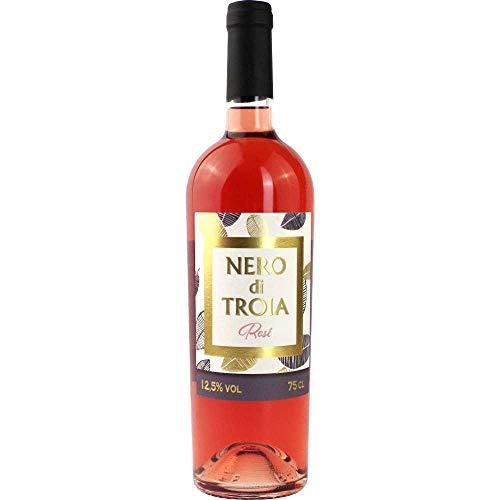 Nero di Troia rosé 2019 Puglia IGP Rosewein Vegan trocken Cantina Diomede - Edition BARRIQUE Apulien Italien 750ml-Fl