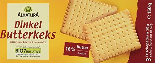 Alnatura Bio Dinkel Butterkeks, 150 g