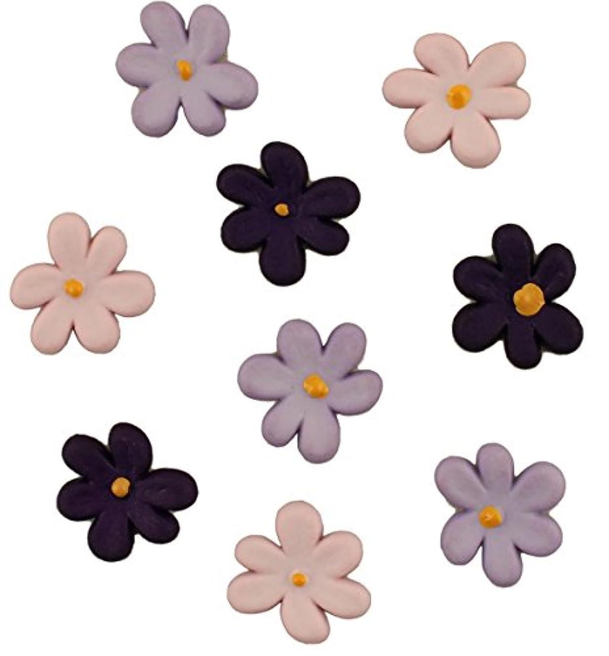 Buttons Galore Violets Button Bag