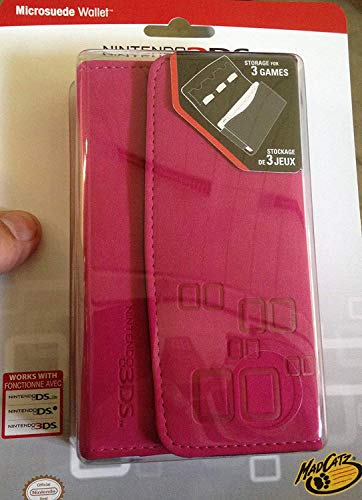 Stockage pour 3 Games Nintendo DS