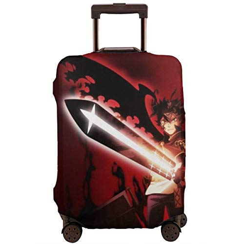 Gundam Suitcase Protector Travel Luggage Cover Fit