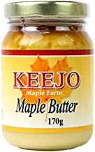 Chef's Choice 100 Percent Pure Maple Butter Glass Jar 170 g