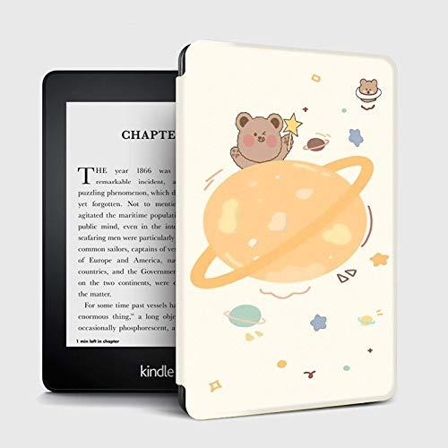 Mode Langlebig Multi-Patroon Leuke Afdrukken E-Book Case Voor Kindle Papier Wit 4...