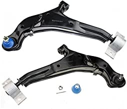 DLZ 2 Pcs Front Suspension Kit-2 Lower Control Arm Ball Joint Assembly Compatible with 2000 2001 2002 2003 Maxima, 2000 2001 Infiniti I30, 2002 2003 2004 Infiniti I35 K620354 K620355