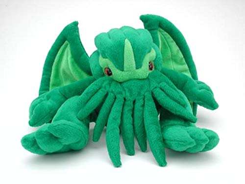 Toy Vault Cthulhu 12 Inch Plush Inspired by HP Lovecraft