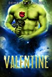 Valentine: An Alien Scifi Romance (Colony: Holiday Book 5)
