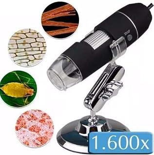 Novo Microscópio Digital Usb 1600x Zoom Hd Envio Imediato