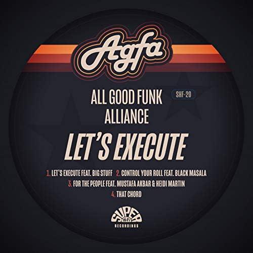 All Good Funk Alliance