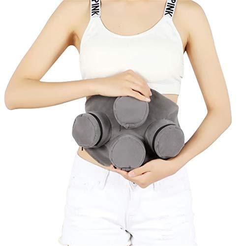 SHDT Bolsa Portátil Moxibustión, Acupuntura Moxa Caja Moxibustión Terapia Moxa Palillo De Caja del Quemador para El Dolor De La Artritis del Cuello De La Cintura Conjunta,E