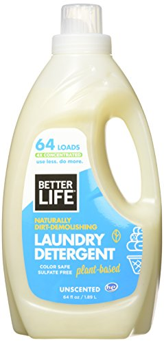Better Life Naturally Dirt Demolishing Laundry Detergent Product Image