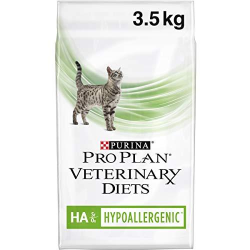 Purina Pro Plan Vet Feline Ha Pienso Hipoalergénico para Gatos Alérgicos o Intolerantes 3.5Kg