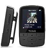 Victure Lettore MP3 Bluetooth con Clip 8GB MP3 Player con Radio FM, MP3 Player per...