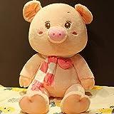 [ENDURING]ブタ豚ぬいぐるみ 可愛い ふわふわ おもちゃ 動物 眠り枕 抱き枕 抱きまくら 心地いい 子供 女性 お祝い インテリア 彼女へ 誕生日プレゼント 記念日 店飾り 80cm 豚3